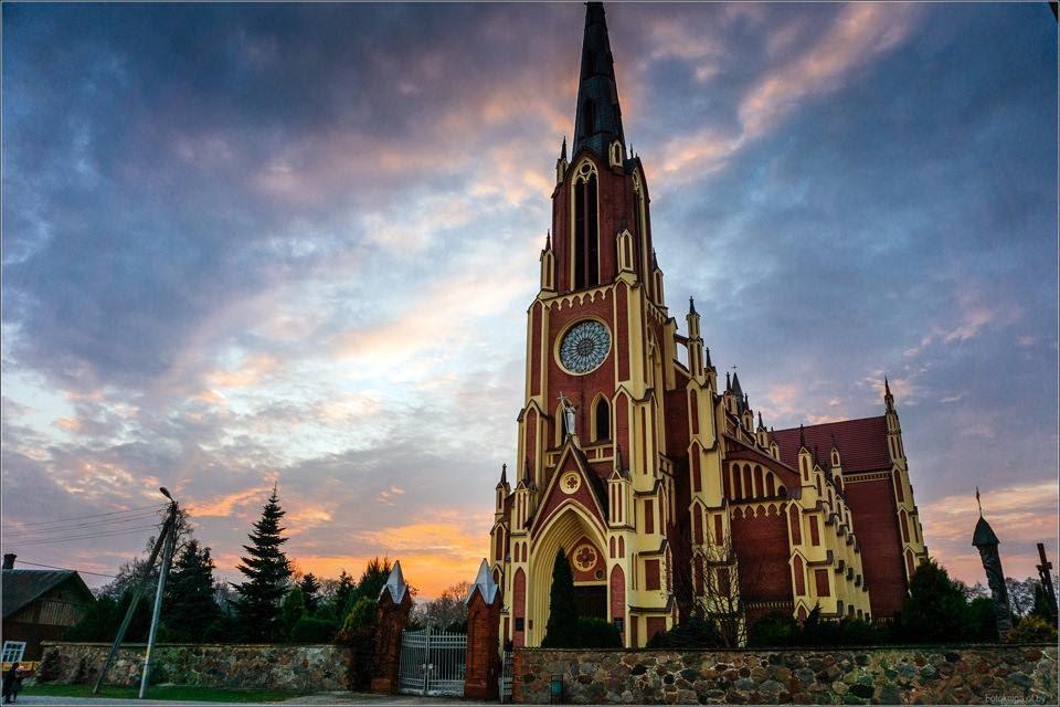 Беларусь: обычаи, традиции, достопримечательности