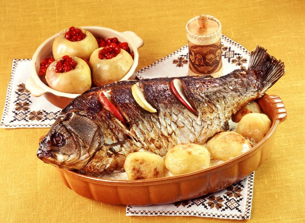 Блюда белоруской национальной кухни