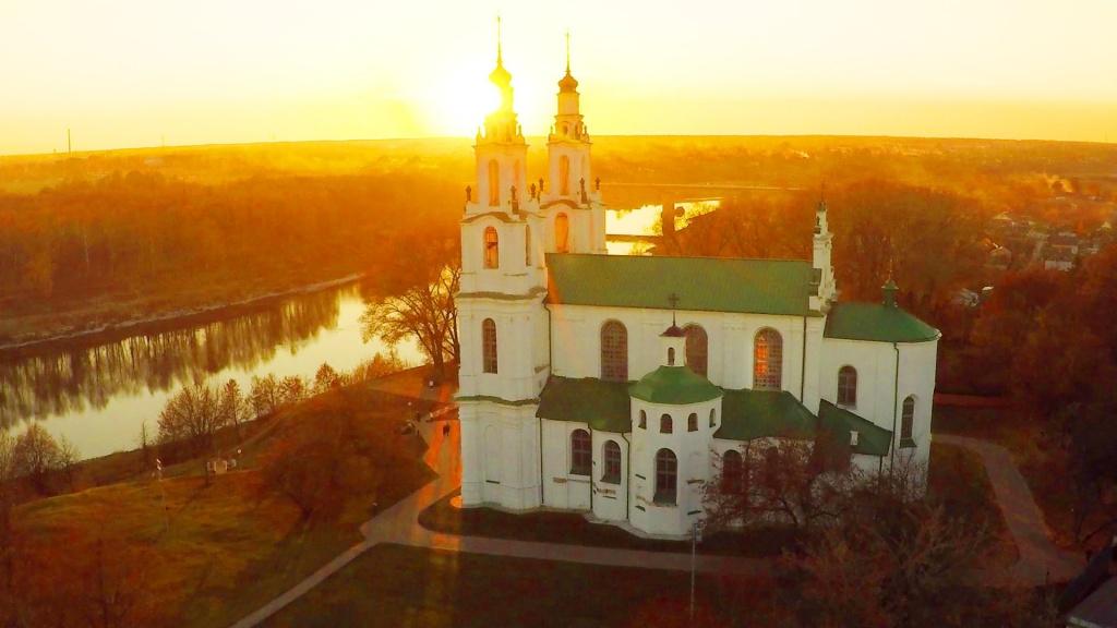 Выходные в Беларуси: Полоцк - Беларусь 24
